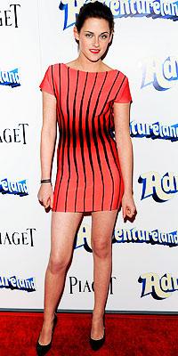 Kristen Stewart in Herve Leger